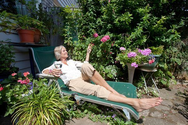 翻新装修——萧条的后花园焕然一新