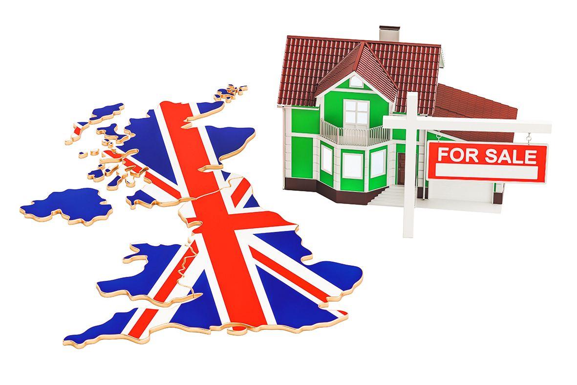 在英国购买新房的五个建议