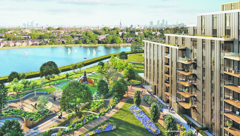 伦敦十大绿色家园