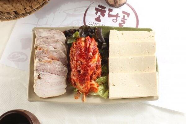 Cho Dang Gol韩国海水豆腐(212-695-8222)