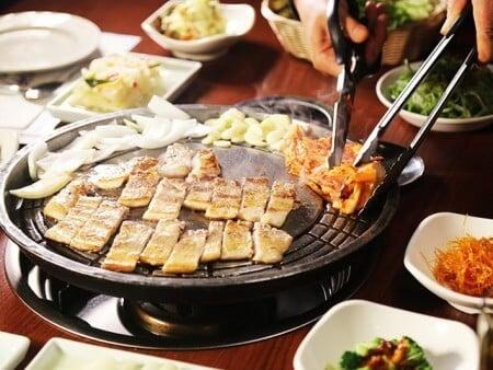Poong Lim's BBQ Restuarant & Banquet Hall韓國烤肉