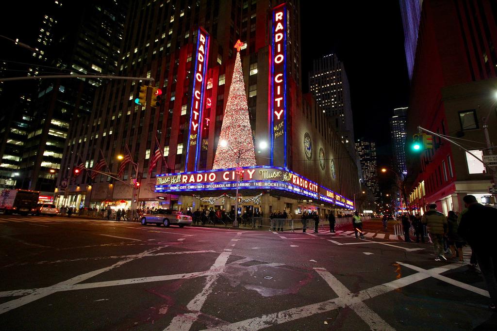 Radio City 无线电城音乐厅