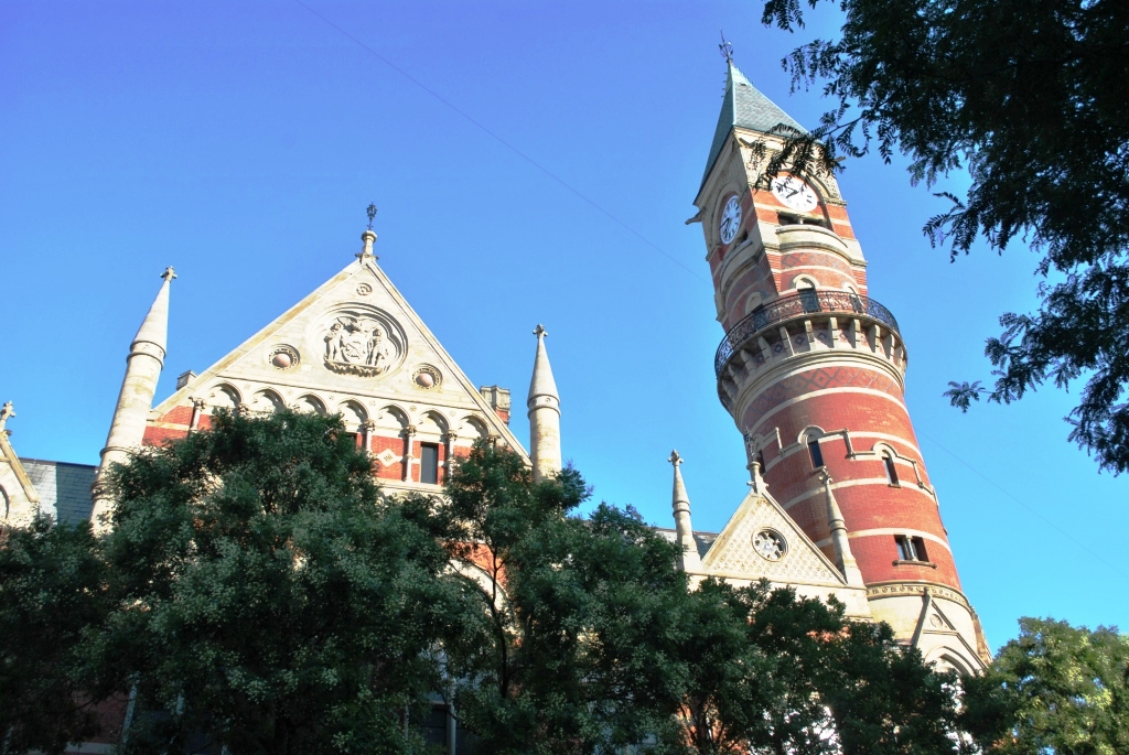 Jefferson Market Library纽约公共图书馆