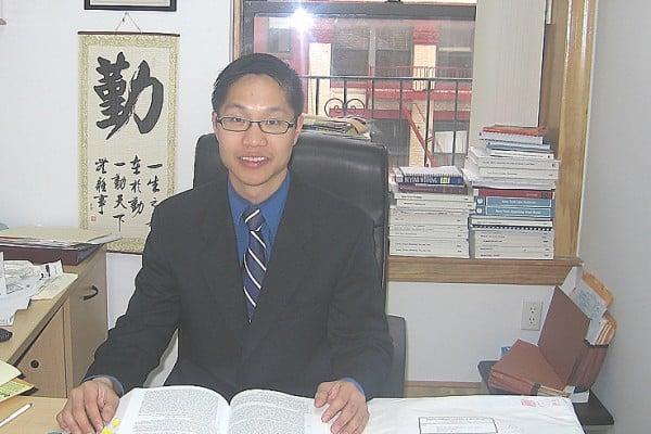 李国宇律师楼