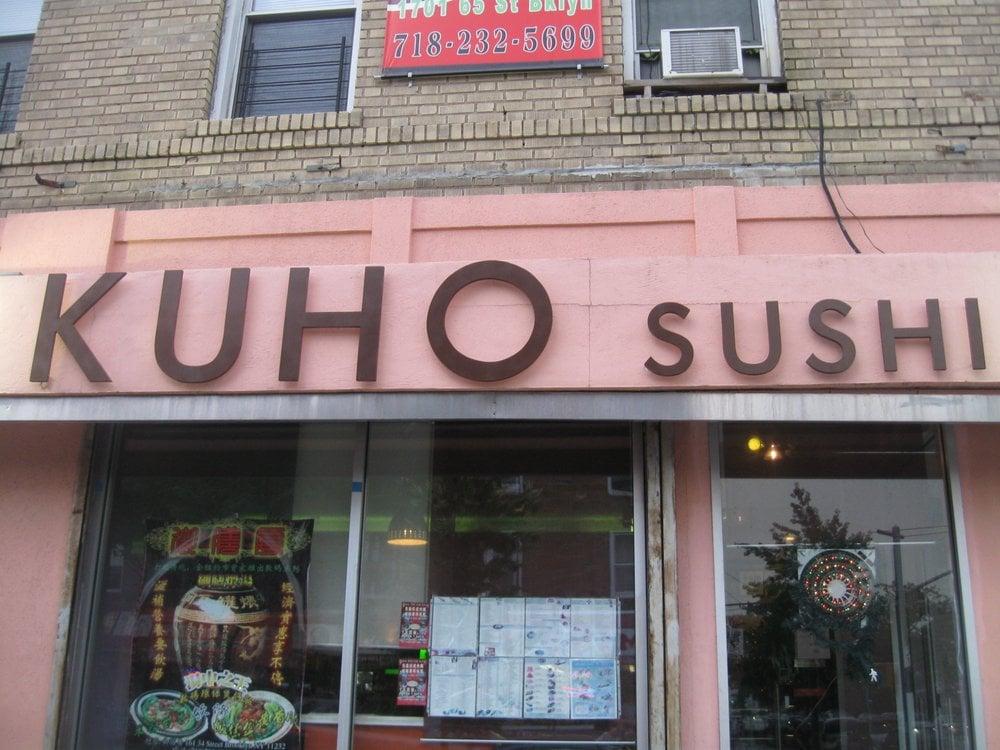 65 Kuho Sushi Shabu Shabu  (718) 232-5688