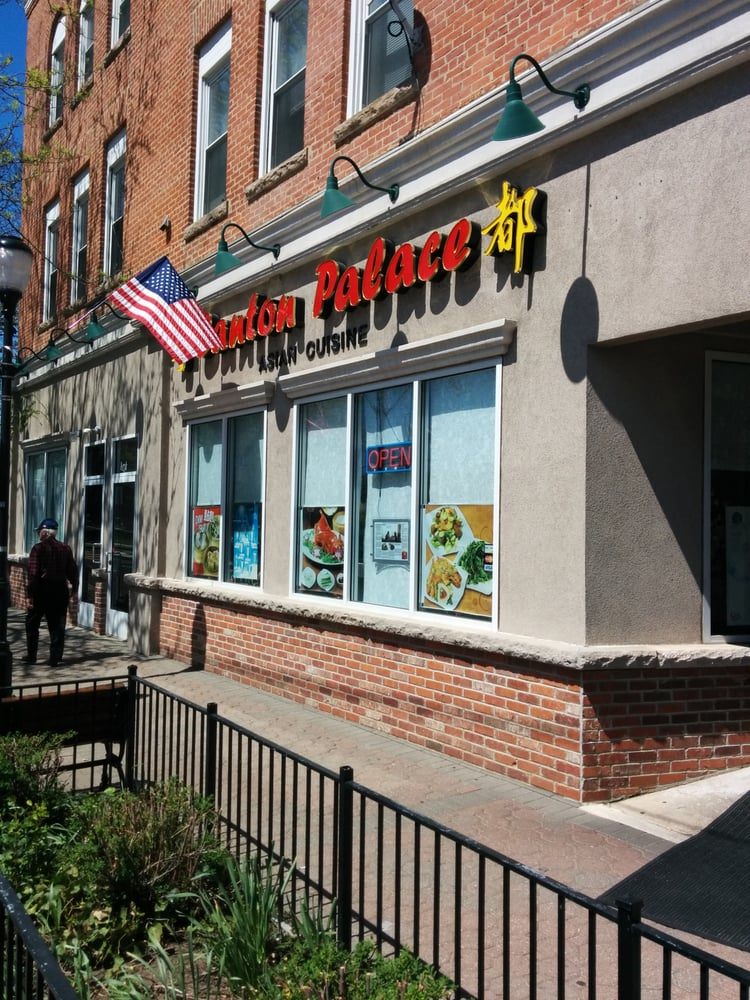 Canton Palace Chinese Restaurant (908) 526-7244
