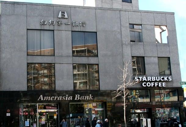 纽约第一银行(718-463-3600)