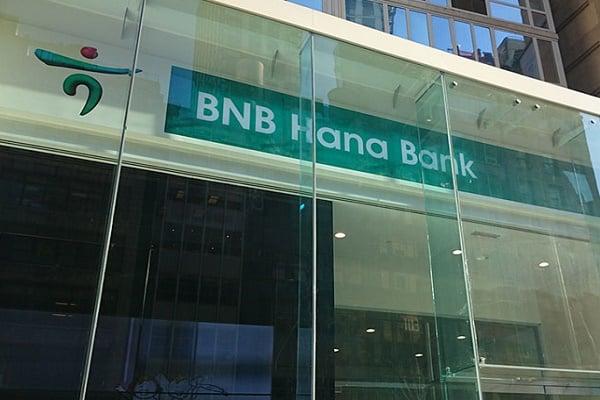 BNB HANA银行(718-412-1258)