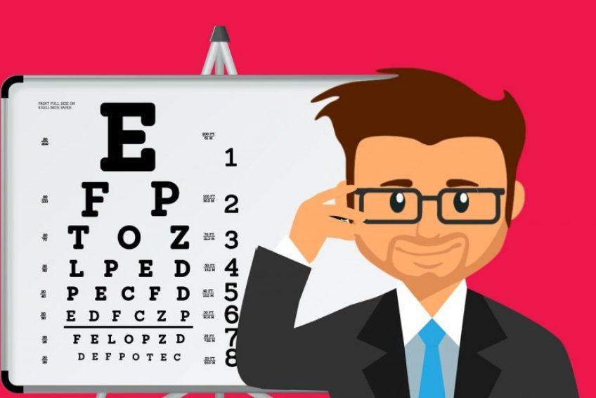 纽约眼科检查