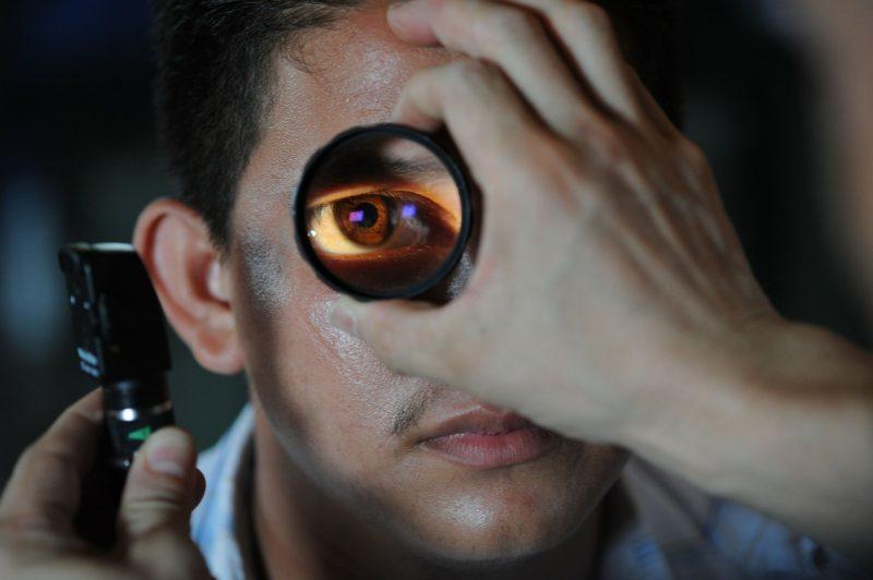 纽约眼科医生