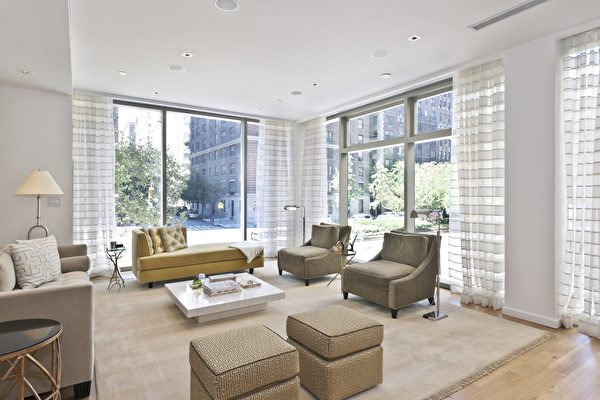 曼哈顿房源1055号公园大道公寓楼( 212-350-2261)