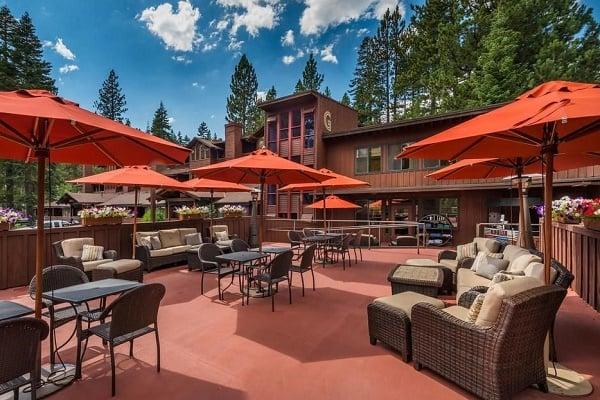 Granlibakken Tahoe 加州太浩湖森俪庄园 800-543-3221