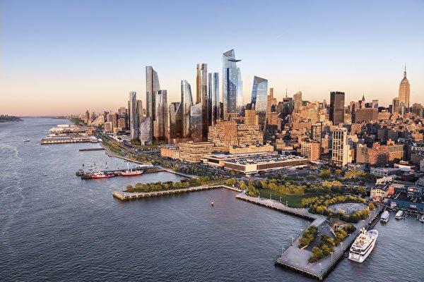 曼哈顿哈德逊园区首栋水岸公寓热卖212-385-1515