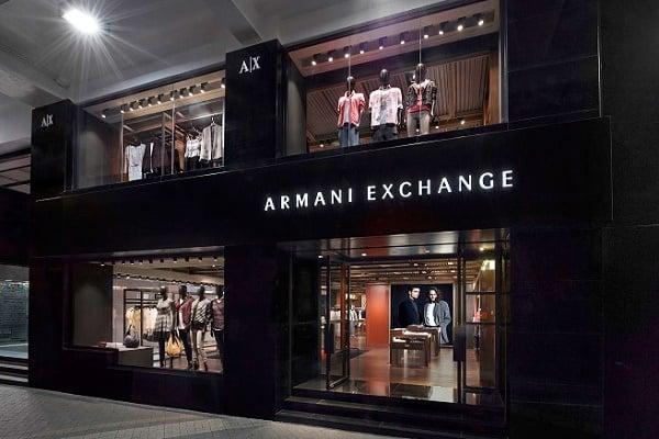 Armani Exchange(A/X) 服装866-667-5856