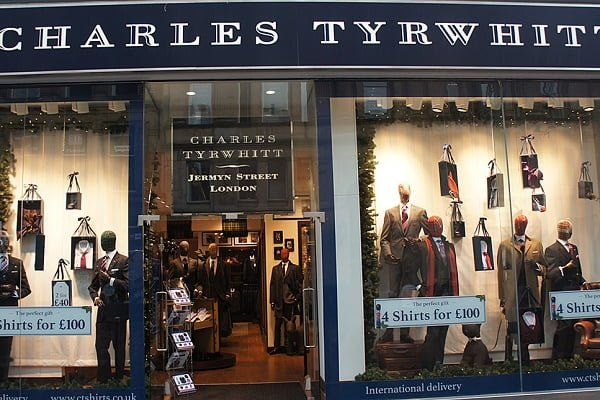 Charles Tyrwhitt 服装 212-764-4697