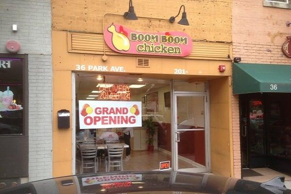 Boom Boom Chicken炸鸡店732-777-2111