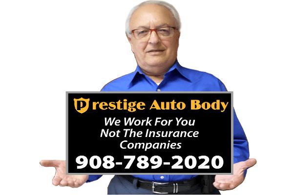 Prestige Auto Body Shop 修车店 (908)789-2020