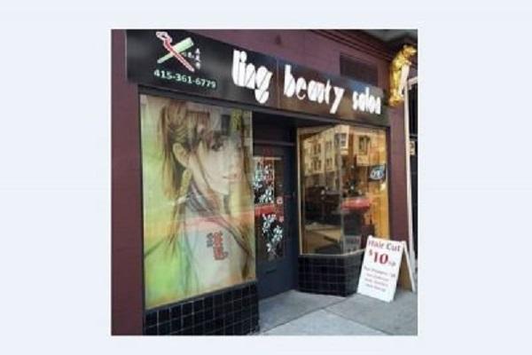 Ling's Beauty Salon紫罗兰发廊732-266-8566