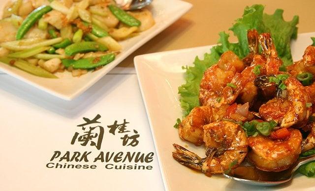 蘭桂坊 – Park Avenue Restaurant