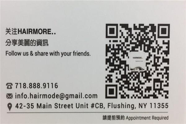 HAIRMORE 分享美丽的资讯718-888-9116