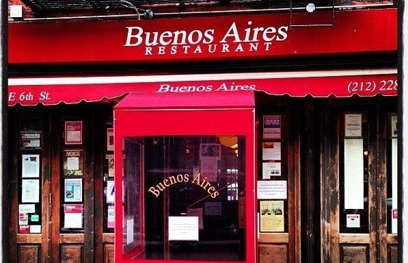 Buenos Aires Argentinean Restaurant & Steakhouse(212) 228-2775