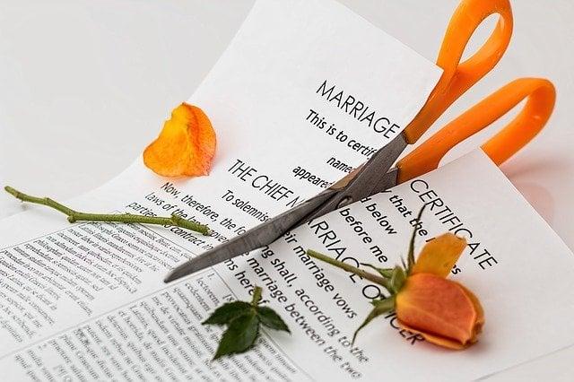 美国家事法离婚法离婚财产划分