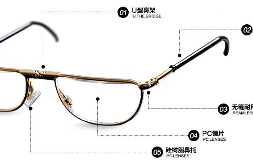 法拉盛眼镜