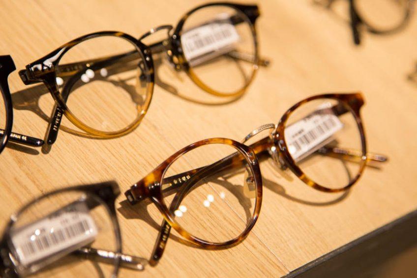 法拉盛配眼镜