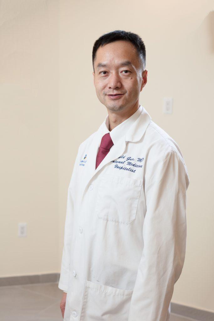 郭晓军、孔丽医生医学博士