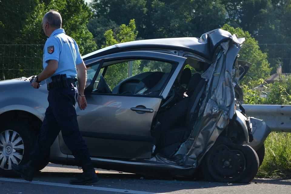 美国交通车祸