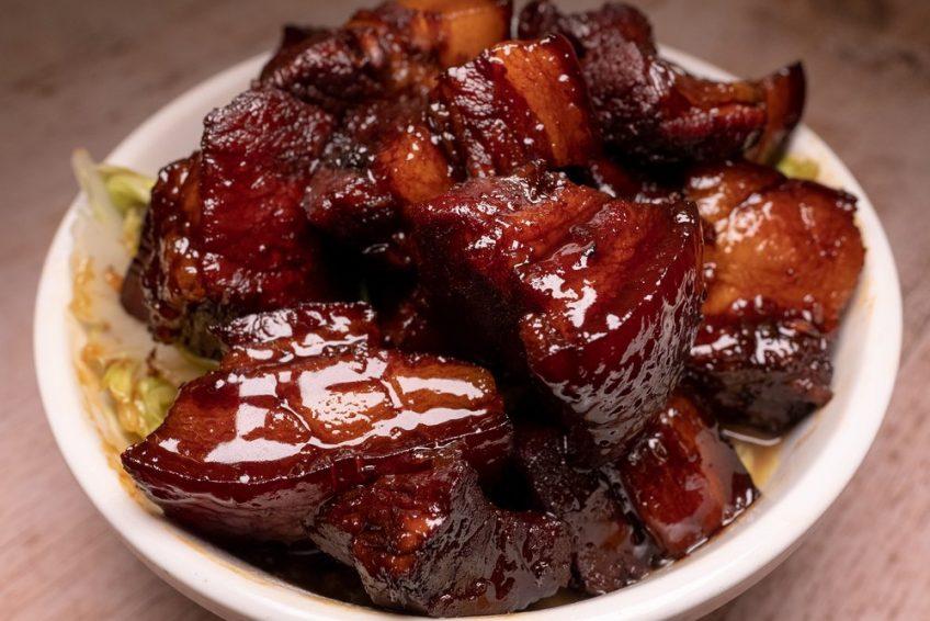 纽约中式快餐
