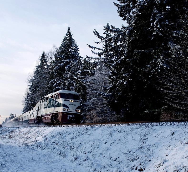 美国观光列车