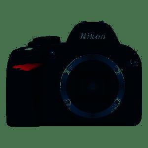 尼康单反相机转让,带两个镜头 Nikon D3100 DSLR Camera with 18-55mm f/3.5-5.6 Auto Focus-S