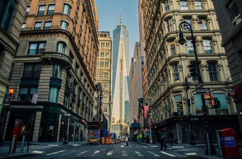 纽约世界贸易中心