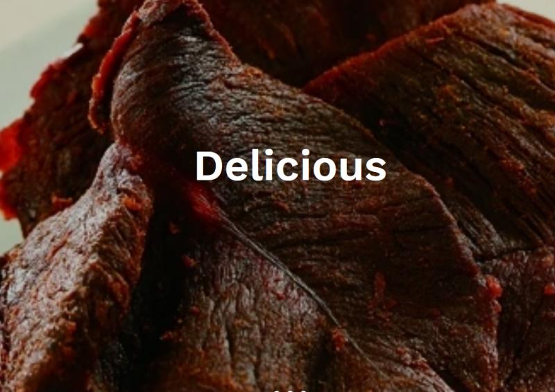 牛肉干推荐