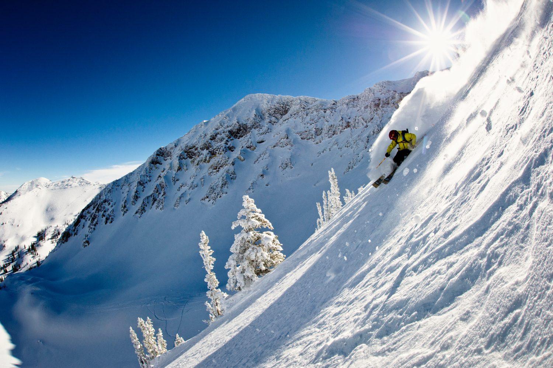 盐湖城世界级滑雪场