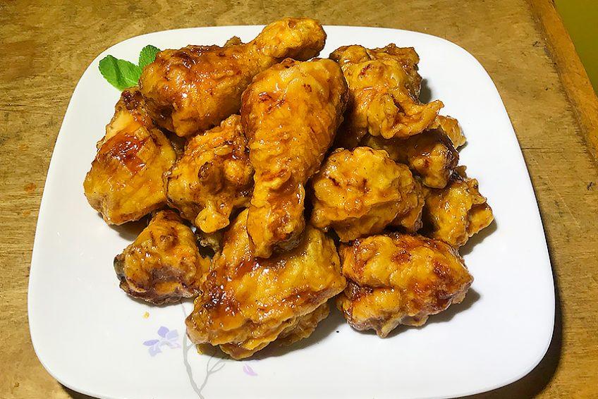 法拉盛韩国炸鸡