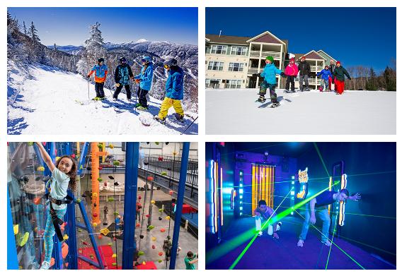 斯瑪格峽谷度假村, 您去過嗎? 電話:929-302-9136 美東排名No.1的家庭滑雪度假勝地
