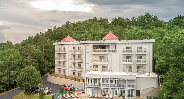 Valhalla Resort Hotel瓦尔哈拉度假式酒店(706)878-2200