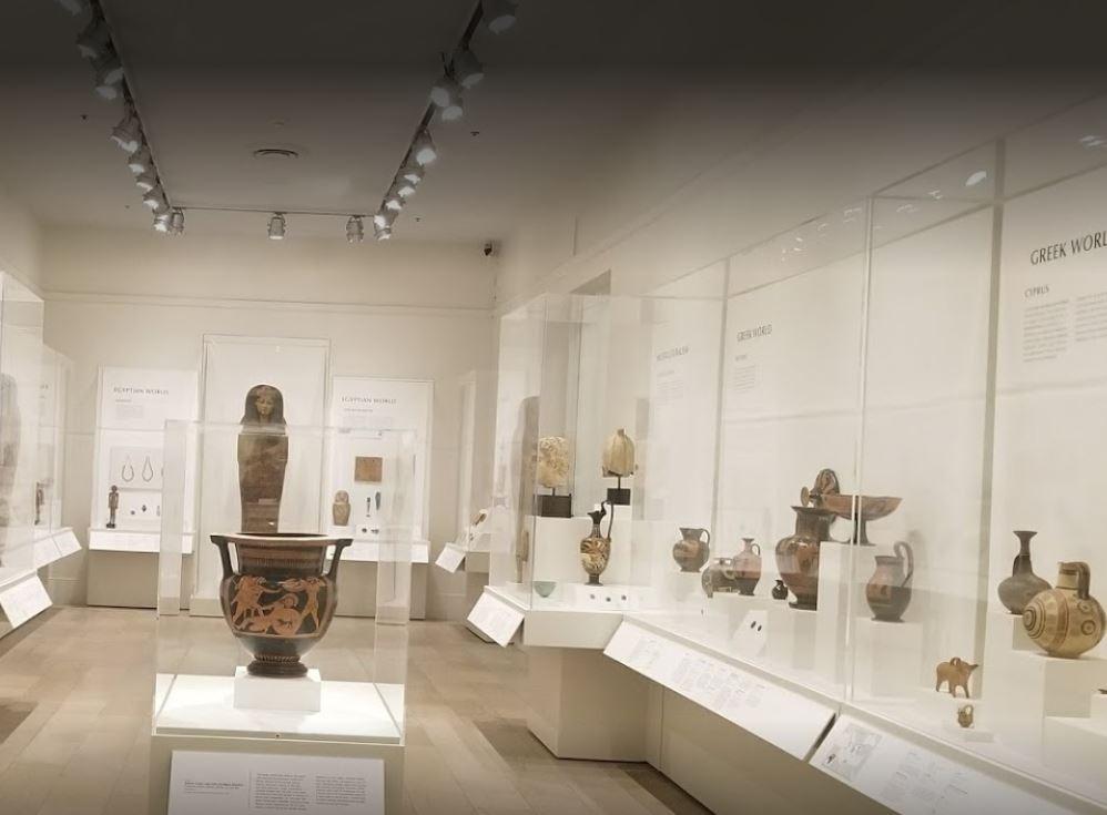 The Newark Museum 纽瓦克博物館  973-596-6550