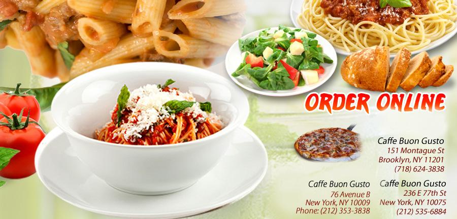 Caffe Buon Gusto 古斯托食品配送 212-535-6884
