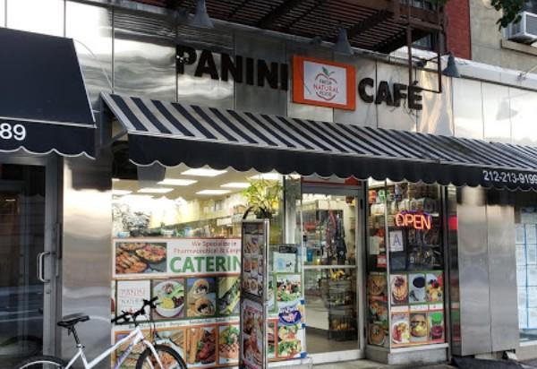 Panini Natural Food帕尼尼食品配送212-213-9199