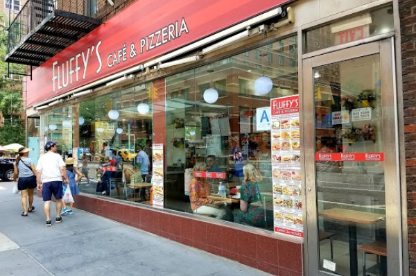 Fluffy's Cafe & Pizzeria 披萨店 212-245-0440