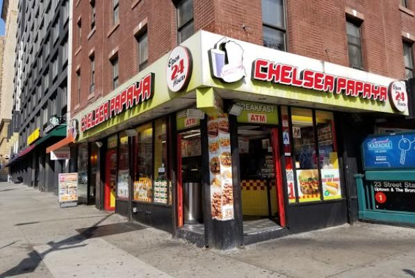 Chelsea Papaya 外卖餐馆 212-352-9060