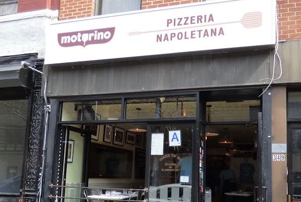 Motorino 披萨店 212-777-2644