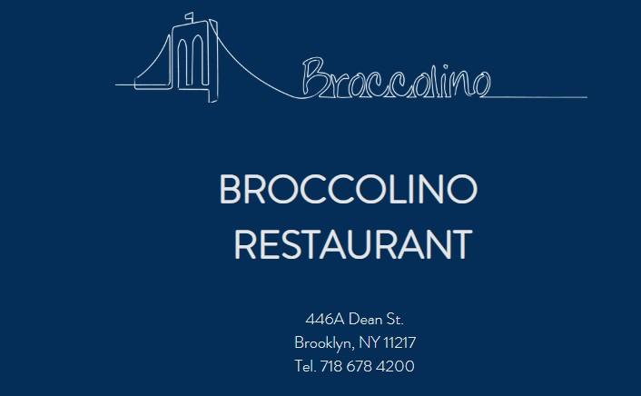 Broccolino Restaurant送餐点718-678-4200