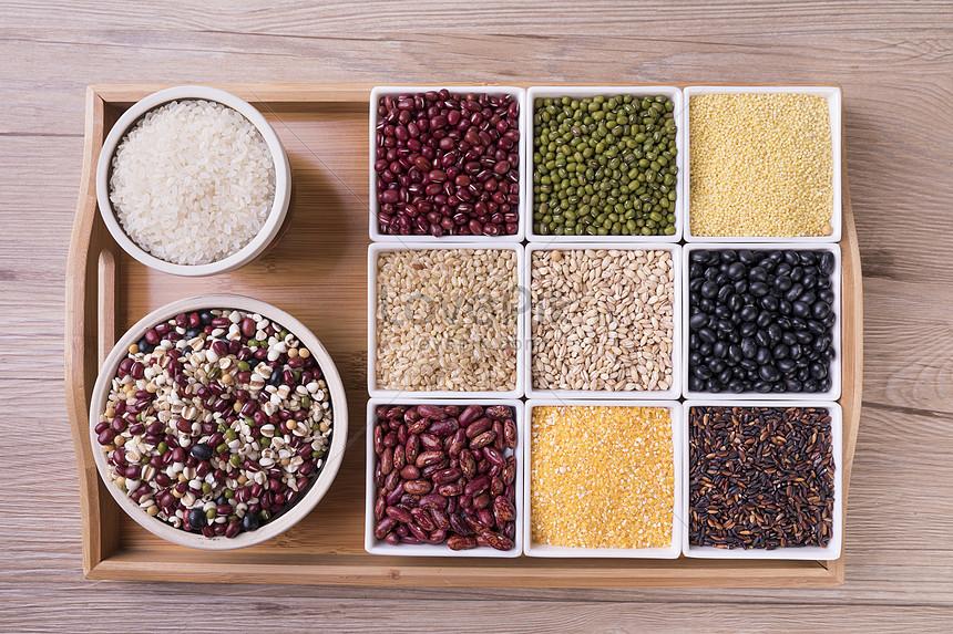 吃五谷杂粮 活到百岁身体强健 中医推五谷养生法