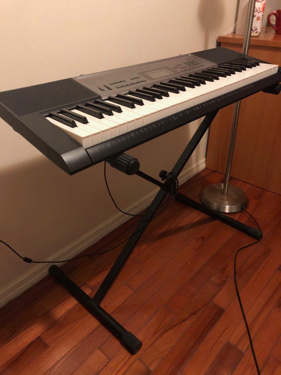 Yamaha 電子琴 僅售$50 ,聯繫347-751-9888