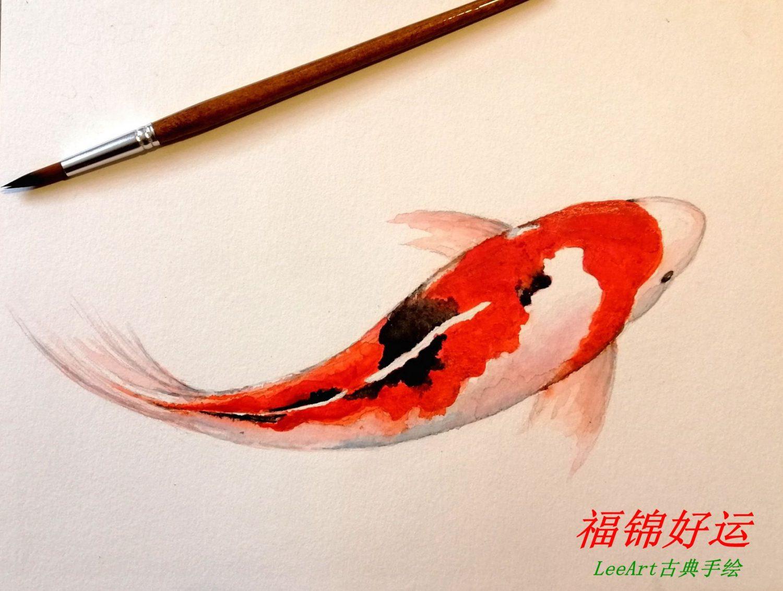 LeeArt古典手绘教学 微信LeeArt69