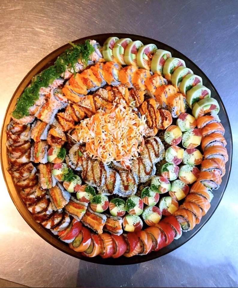 Union Sushi 现代寿司
